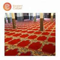 Sale Foldable Islamic Prayer Carpet Roll Mosque Rug