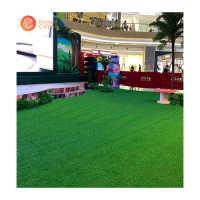 High Density 30mm Sports Golf Artificial Grass Tile